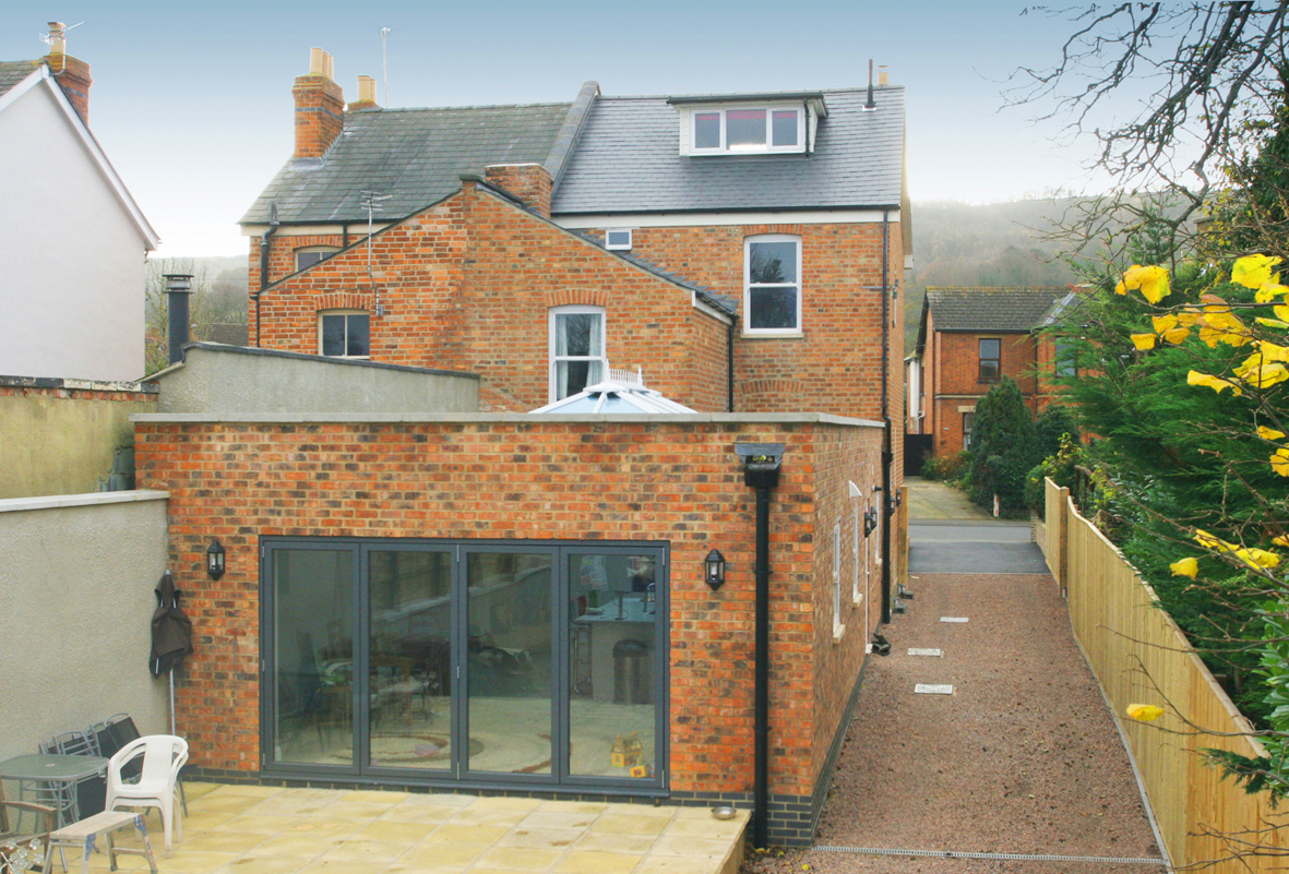 House renovation and extension, Leckhampton
